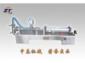 液体自吸式灌装机 气动液体灌装机 单头液体灌装机